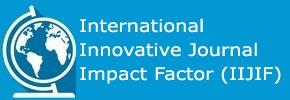 International Innovative Journal Impact Factor (IIJIF)